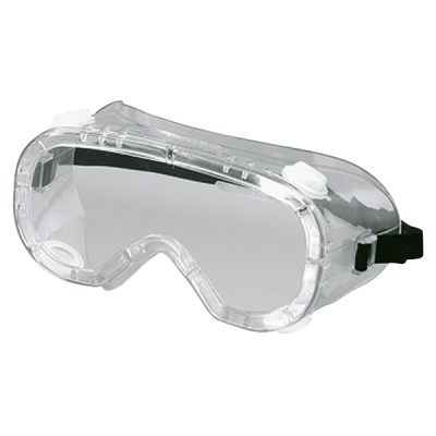 Panoramic Safety Goggle Indirect